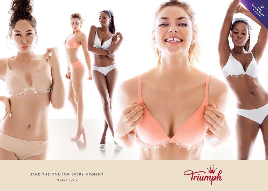 Triumph: Ανακάλυψε τη νέα επαναστατική σειρά Body Make – Up Essentials | tlife.gr