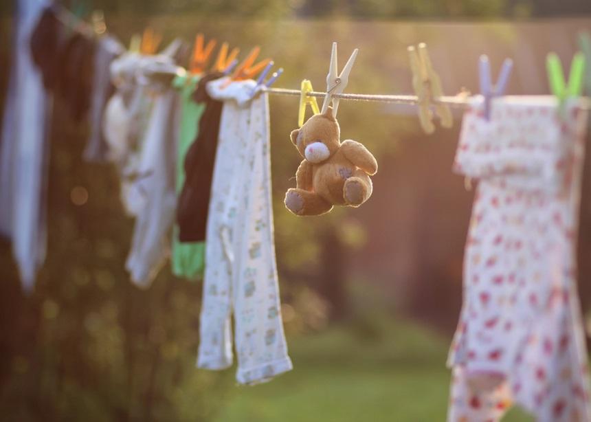 Laundry room: 6 παιδικά αντικείμενα που μπορείς να πλύνεις στο πλυντήριο ρούχων!