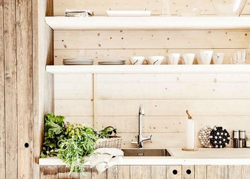 10 υπέροχες κουζίνες που αποδεικνύουν πως το ξύλο δεν είναι ποτέ out of fashion!
