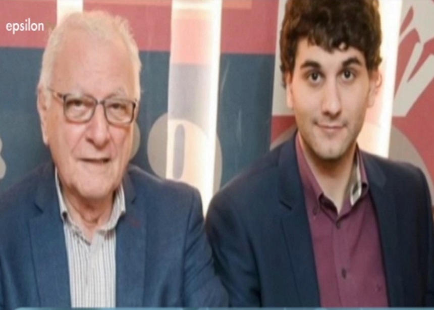 Tatiana Live: Ο Κώστας Χαρδαβέλας και ο γιος του Κωνσταντίνος έγραψαν μαζί ένα τολμηρό βιβλίο για τις ερωτικές περιπέτειες ενός πασίγνωστου δημοσιογράφου