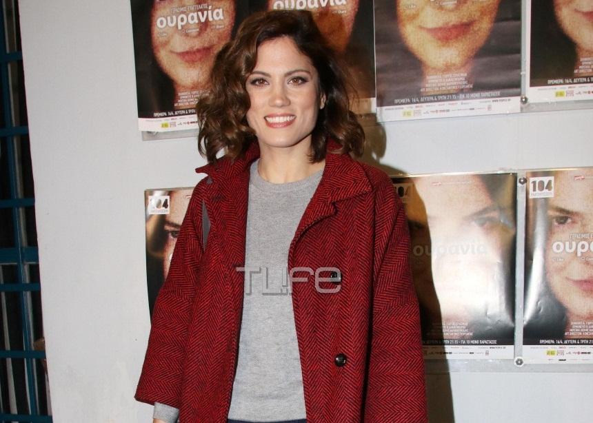 Μαίρη Συνατσάκη: Βραδινή έξοδος στο θέατρο, λίγο πριν την πρεμιέρα της στο «Cats»! [pics] | tlife.gr