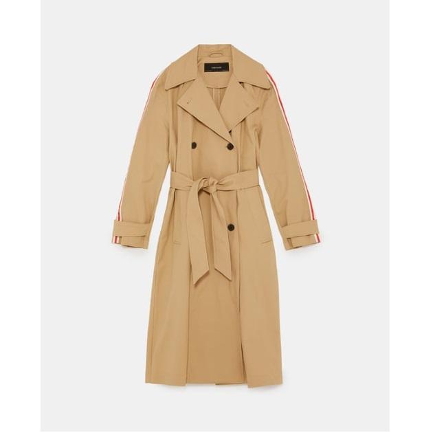 Trench coat Zara | tlife.gr