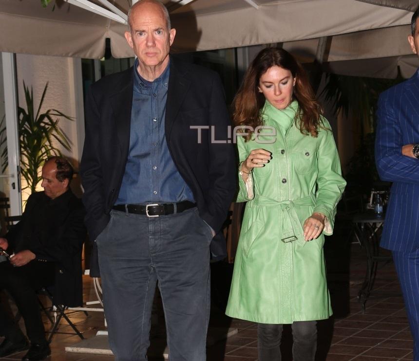 Αντρίκος Παπανδρέου: Σπάνια εμφάνιση με την εντυπωσιακή σύζυγό του!   tlife.gr