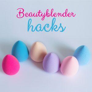 10 beauty hacks που μάθαμε από το internet για τα σφουγγαράκια σε σχήμα αυγού!