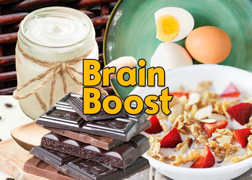 Οι τροφές που ενισχύουν τη μνήμη και καταπολεμούν τη θολούρα