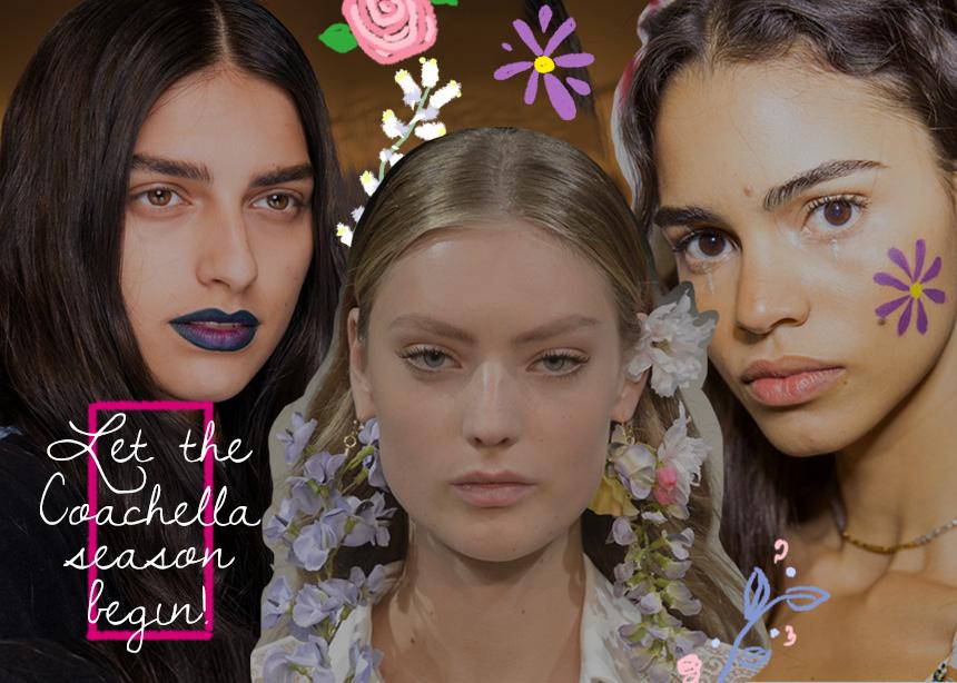 10 beauty looks που θέλουμε να δούμε στο Coachella! | tlife.gr
