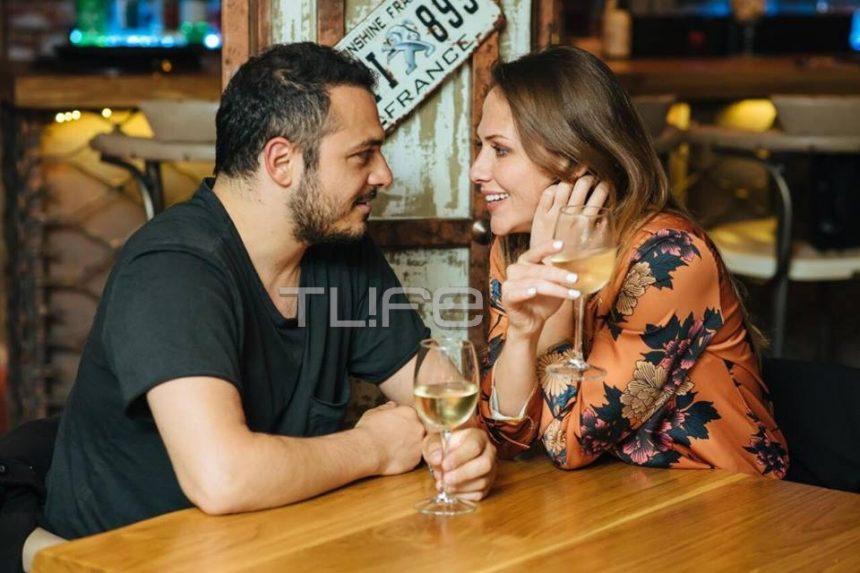 Κώστας Δόξας – Μαρία Δεληθανάση: Ρομαντικό δείπνο διαψεύδει τις φήμες χωρισμού! Αποκλειστικές φωτογραφίες   tlife.gr