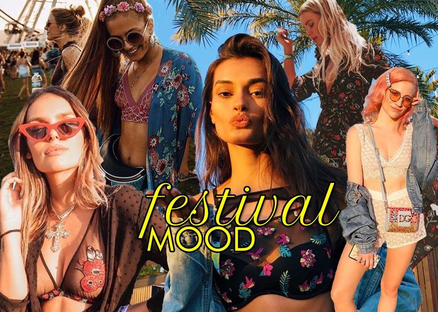 Tezenis: Τα πιο στιλάτα items που φόρεσαν οι influencers στο Coachella | tlife.gr