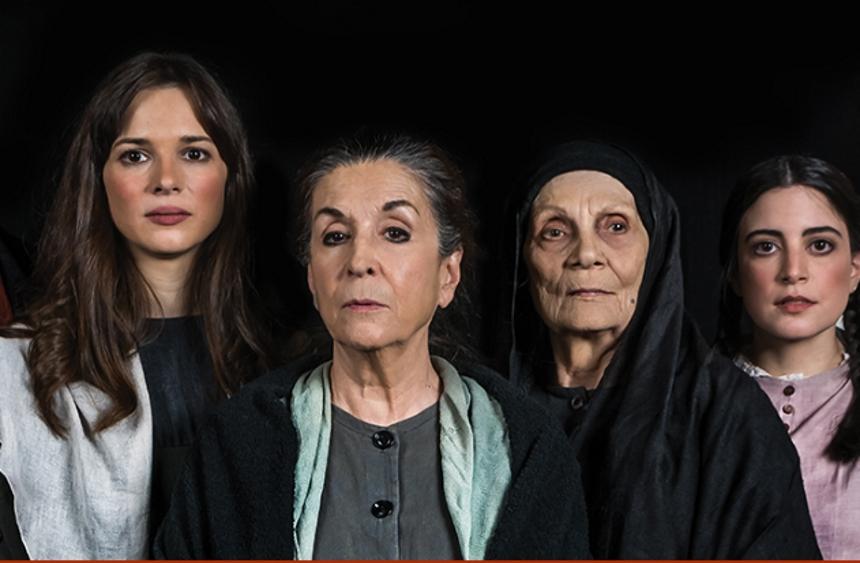 """Οι """"Γυναίκες του Παπαδιαμάνη"""" έρχονται για δεύτερη χρονιά στο θέατρο Χώρα!"""