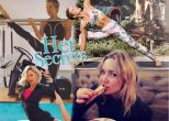 Η καλλίγραμμη Kate Hudson προτείνει απλές συμβουλές για να χάσεις κιλά