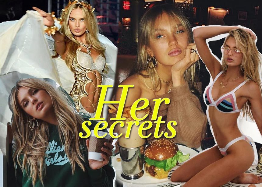 Πως διατηρείται σε φόρμα ένα super model; Πολύτιμες συμβουλές από τον Άγγελο της Victoria's Secret | tlife.gr
