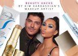Beauty hacks από τον makeup artist της Kim Kardashian! Καμιά μας δεν θα πει όχι!