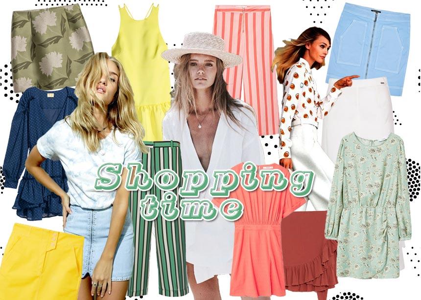 """Οδηγός Αγοράς: Φούστες, φορέματα και παντελόνια που θα κάνουν τις εμφανίσεις να """"μυρίζουν"""" Άνοιξη   tlife.gr"""