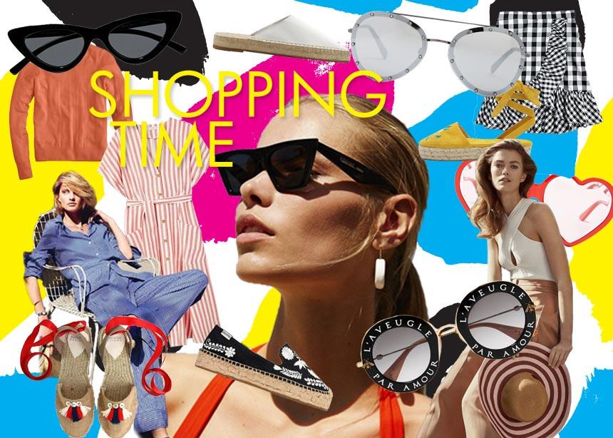 Ρούχα, εσπαντρίγιες, γυαλιά ηλίου: Οι ωραιότερες προτάσεις που θα βρεις τώρα στην αγορά | tlife.gr