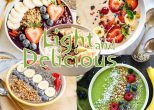 Συνταγές με λίγες θερμίδες για να φτιάξεις μόνη σου τα smoothie bowls που βλέπεις στο instagram