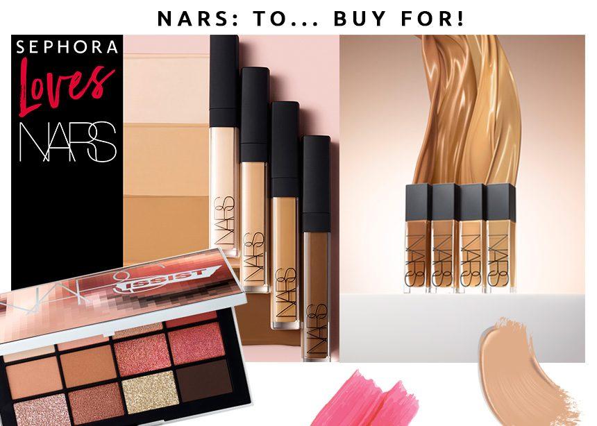 Τρία- τουλάχιστον- πράγματα που πρέπει να αγοράσεις από τα Nars!   tlife.gr