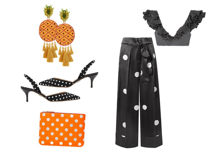Ντύσου στα πουά: Η απόλυτη τάση της Άνοιξης και τα πιο τέλεια items να την υιοθετήσεις στο στιλ σου