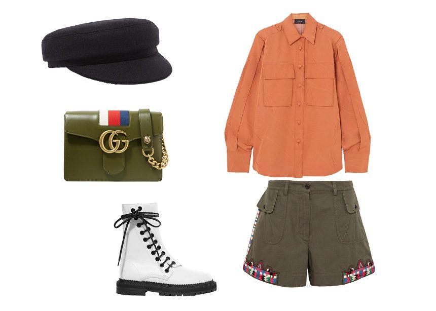 af6a4988256d Το army style στη βιτρίνα του Tlife! Ρούχα και αξεσουάρ για να φορέσεις  αυτήν την τάση