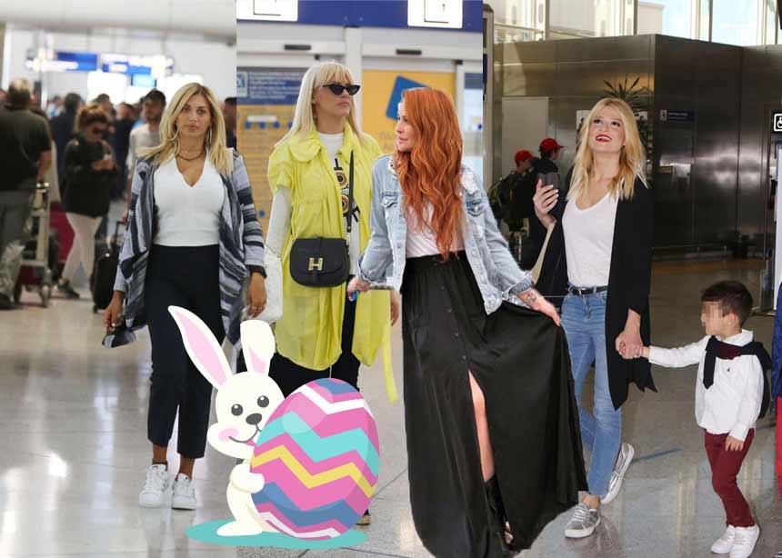 Οι celebrities που άφησαν την Αθήνα για το Πάσχα!  pics  - TLIFE 6ad37f33886