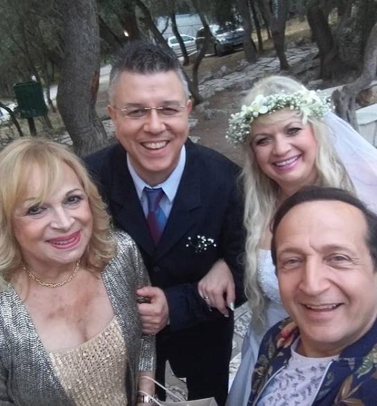 Δήμος Μυλωνάς: Παντρεύτηκε την αγαπημένη του! [pics,vid] | tlife.gr