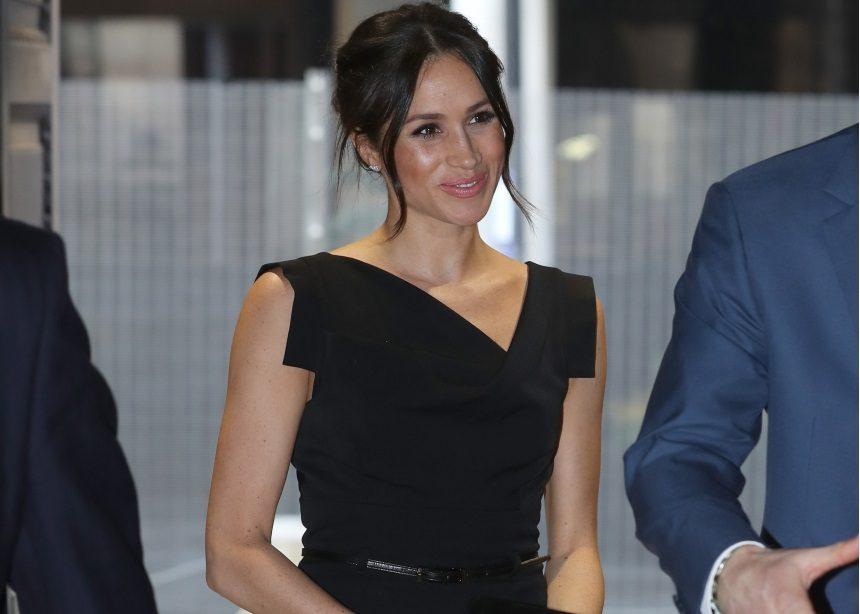 Η Meghan Markle φόρεσε το ίδιο φόρεμα που είχε επιλέξει η Kim Kardashian το 2007 | tlife.gr