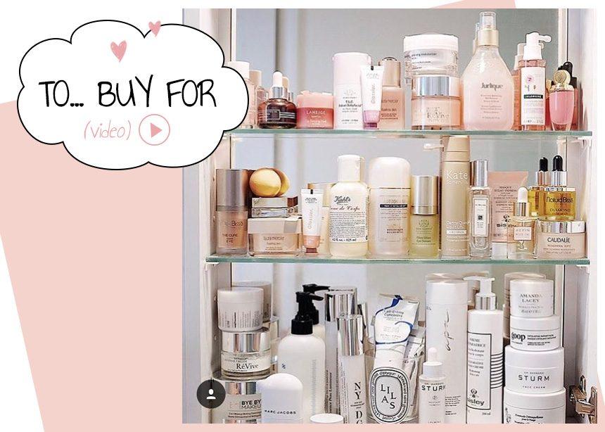 Τι αγοράζει μια beauty editor ξανά και ξανά!   tlife.gr