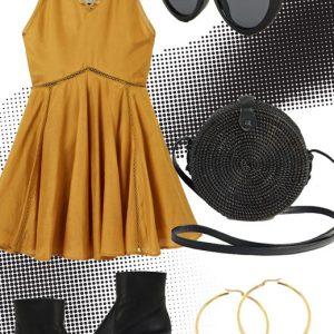 Το mini φόρεμα