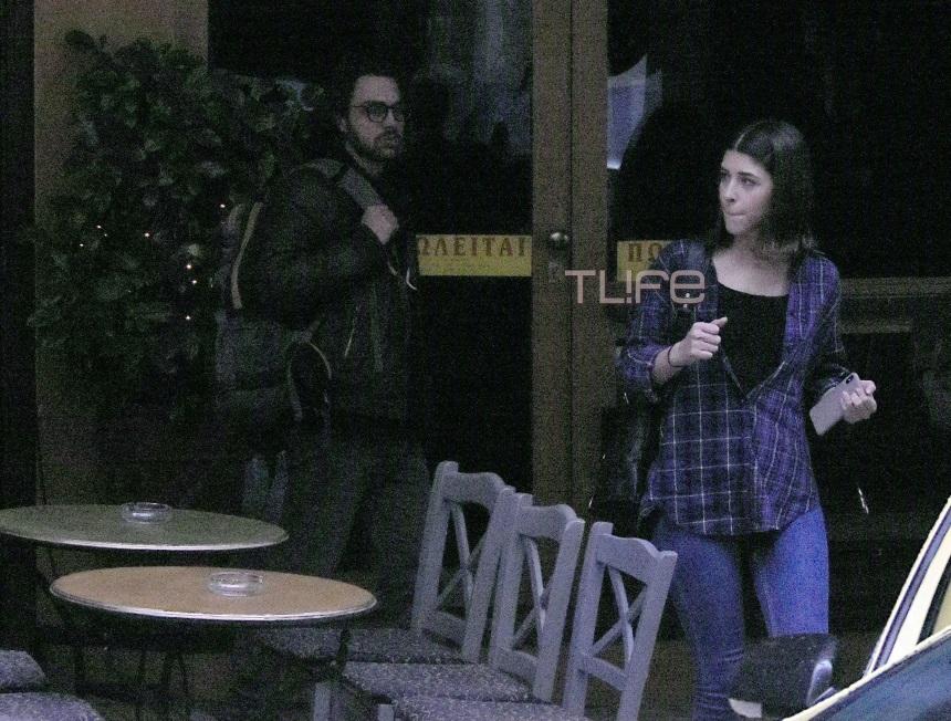 Demy – Ντένης Μακρής: Συνάντηση στο Κολωνάκι! [pics]   tlife.gr