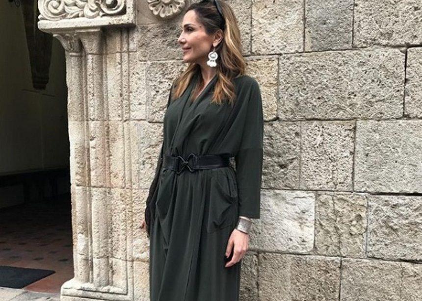 Δέσποινα Βανδή: Ανοιξιάτικη εξόρμηση στην Ρόδο! [pics] | tlife.gr