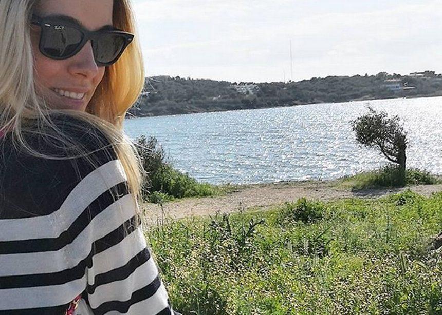Δούκισσα Νομικού: Ανέβασε την πρώτη φωτογραφία με τον γιο της   tlife.gr