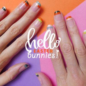 10 πασχαλινά nail art στις πιο παστέλ αποχρώσεις!