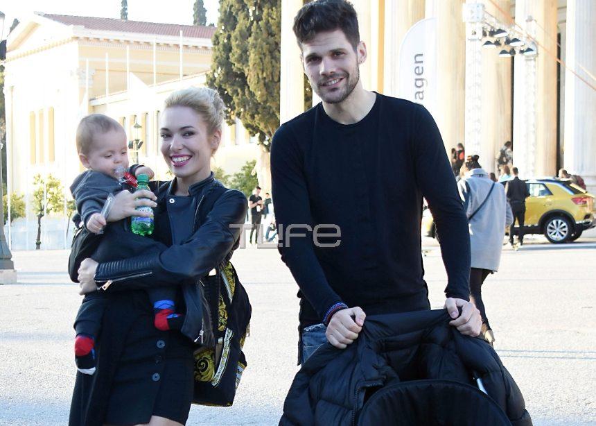 Μικαέλα Φωτιάδη: Βόλτα με τον 9 μηνών γιο της στο Ζάππειο! [pics] | tlife.gr