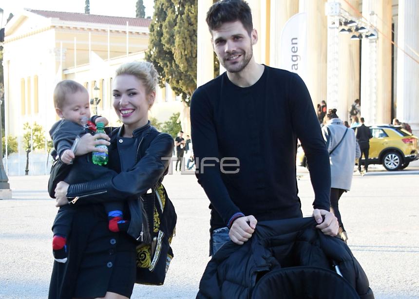 Μικαέλα Φωτιάδη: Βόλτα με τον 9 μηνών γιο της στο Ζάππειο! [pics]   tlife.gr
