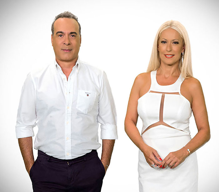 Μαρία Μπακοδήμου – Φώτης Σεργουλόπουλος: Ποια είναι τελικά η σχέση τους σήμερα; | tlife.gr