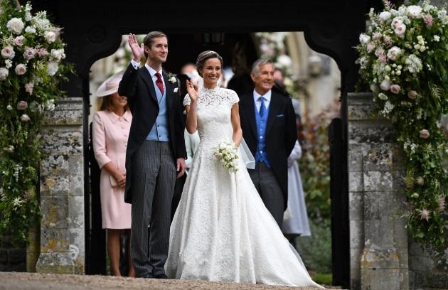 Έγκυος η Pippa Middleton, ένα χρόνο μετά τον γάμο της με τον δισεκατομμυριούχο σύζυγό της! | tlife.gr