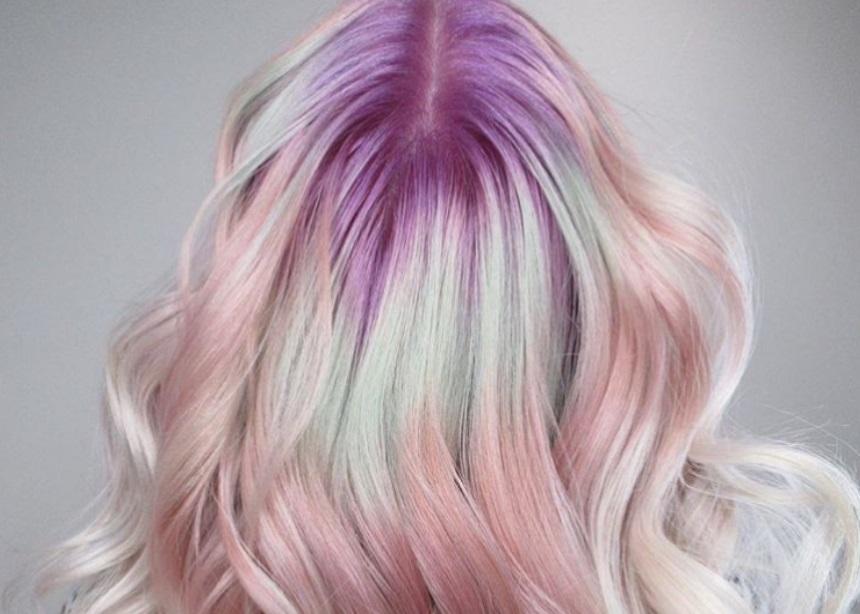 Gem roots: η νέα ινσταγκραμική τάση στο χρώμα μαλλιών!