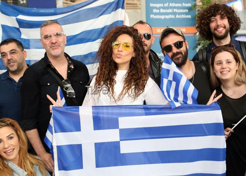 Eurovision 2018: Ποιοι θα ψηφίσουν για την Ελλάδα