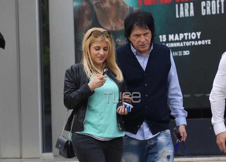 Μιχάλης Τσαουσόπουλος – Φραντζέσκα Παραρά: Βόλτα στη Γλυφάδα για το ερωτευμένο ζευγάρι! [pics] | tlife.gr