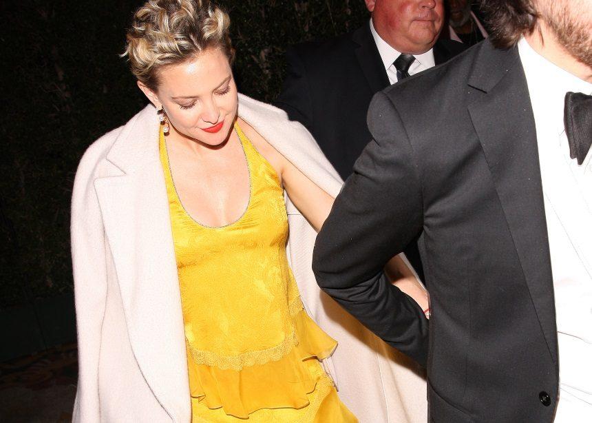 Kate Hudson: Δημόσια εμφάνιση στους πρώτους μήνες της εγκυμοσύνης! | tlife.gr
