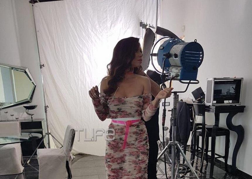 Κατερίνα Στικούδη: Αγνώριστη στο νέο της βίντεο κλιπ για το τραγούδι «Botox»! Backstage φωτογραφίες | tlife.gr