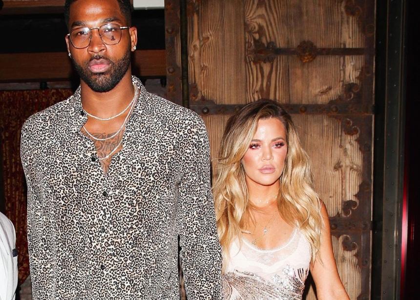 Η Khloe Kardashian μετά τη γέννα έδωσε συγχωροχάρτι στον Tristan Thomson για την απιστία του | tlife.gr