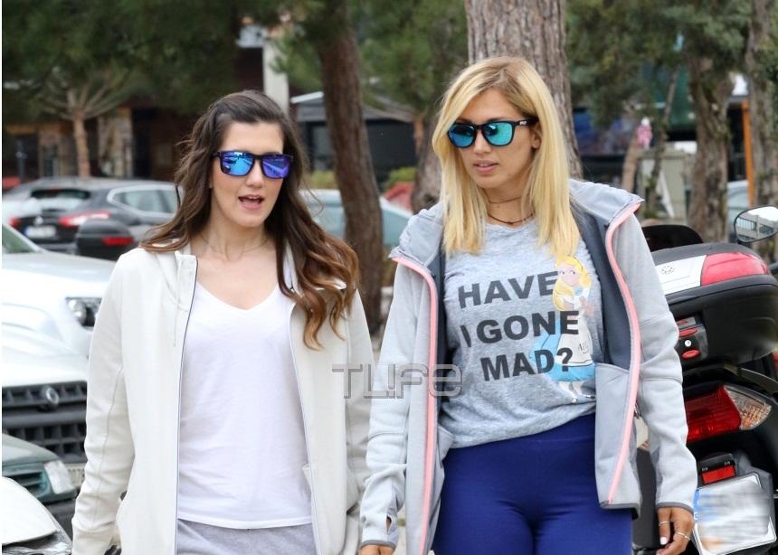 Κωνσταντίνα Σπυροπούλου: Βόλτα στην Γλυφάδα μετά τις διακοπές της στην Ρόδο! [pics]