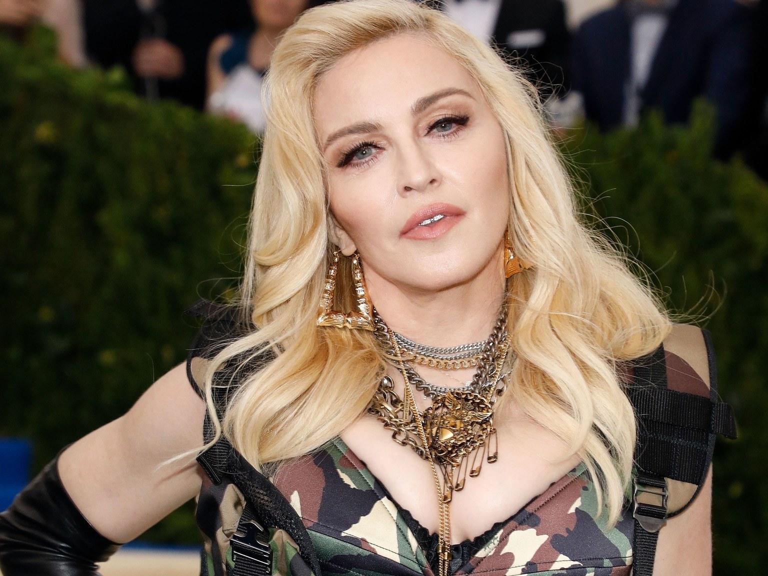 Η Madonna άργησε και έχασε μερικά από τα αγαπημένα της αντικείμενα!