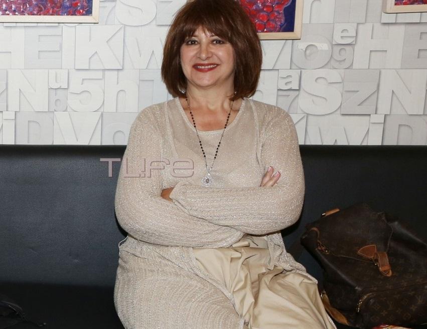 Mαρία Χούκλη: Σπάνια εμφάνιση για τη γνωστή δημοσιογράφο! | tlife.gr
