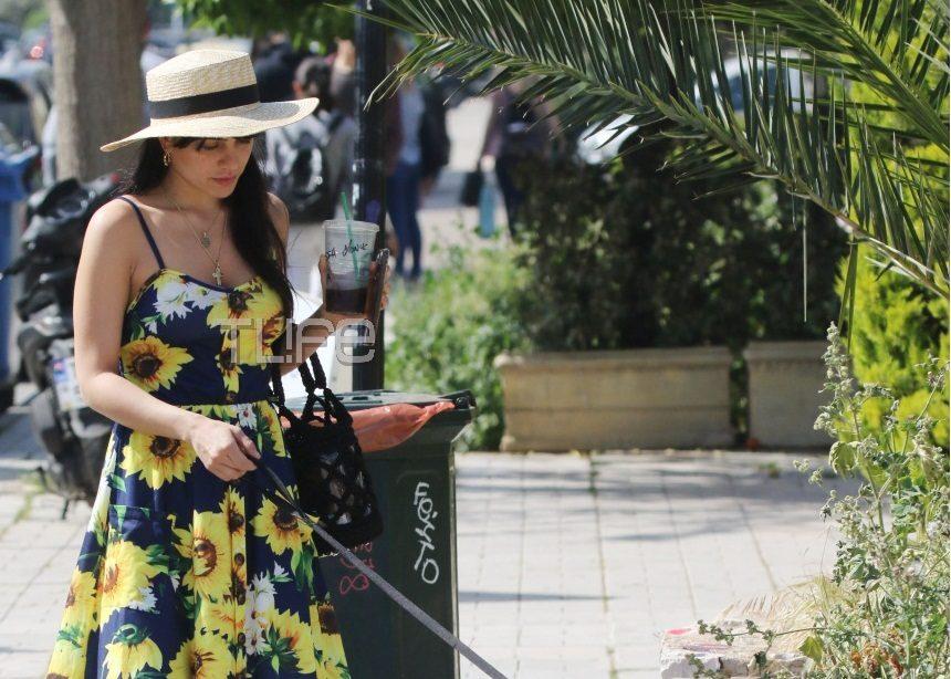 Κόνι Μεταξά: Με ρομαντικό στυλ στα νότια προάστια! [pics]   tlife.gr