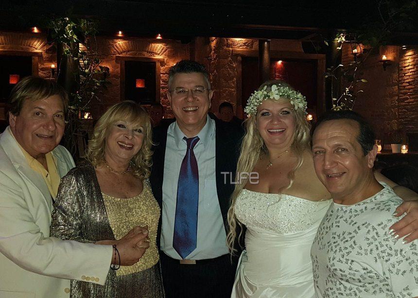 Δήμος Μυλωνάς: Νέες φωτογραφίες και βίντεο από τον γάμο του | tlife.gr