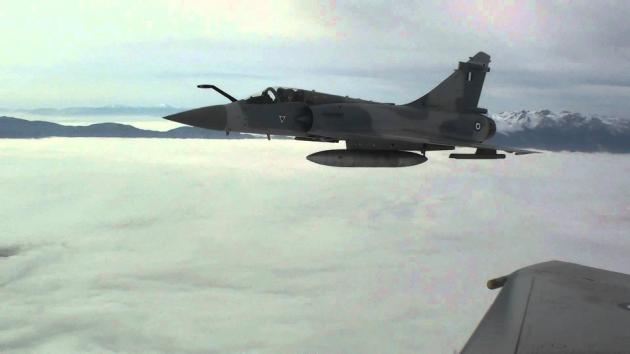 Συναγερμός στην Πολεμική Αεροπορία! Αγνοείται Mirage 2000 στο Αιγαίο | tlife.gr