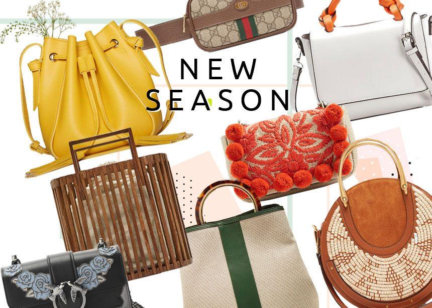 Άνοιξη – Καλοκαίρι 2018: Οι πιο στιλάτες τσάντες της αγοράς που ξεκινούν από 10€ | tlife.gr