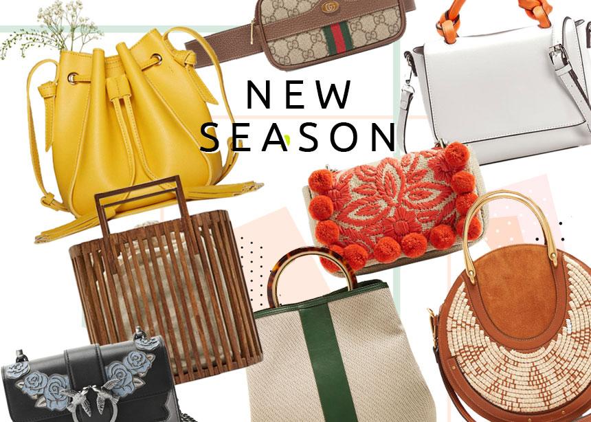 Άνοιξη – Καλοκαίρι 2018  Οι πιο στιλάτες τσάντες της αγοράς που ξεκινούν  από 10€ f8e88dcb8ef