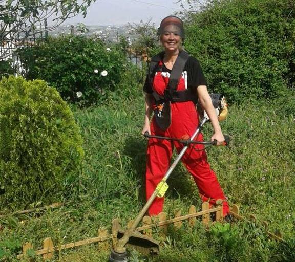 Μαρία Νικόλτσιου: Λατρεύει να είναι… «γεωργός»! Οργώνει το χωράφι της και της αρέσει! [pics] | tlife.gr